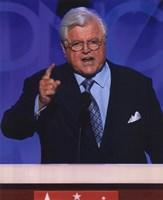 "U.S. Senator Edward Kennedy at the 2008 Democratic National Convention - 8"" x 10"", FulcrumGallery.com brand"