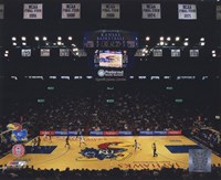 Allen Fieldhouse University of Kansas Jayhawks 2009 Fine Art Print