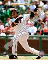 "Bengie Molina 2009 Batting Action - 8"" x 10"" - $12.99"