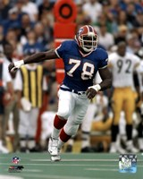 Bruce Smith Action Fine Art Print