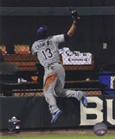 Carl Crawford 2009 MLB All-Star Game Action Fine Art Print