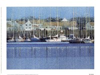 Le Port De Plaisance Fine Art Print