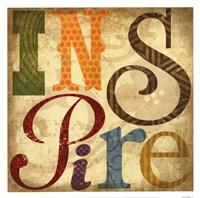 Inspire Fine Art Print