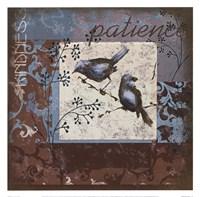 Bluebird 1 Fine Art Print