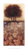 "Minuet II by Keith Mallett - 16"" x 28"""