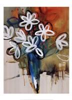"Floral by Natasha Barnes - 20"" x 28"""
