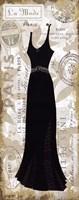"Robe Noir II by Mo Mullan - 8"" x 20"""