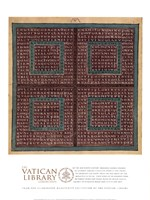 Poem 5, (The Vatican Collection) Fine Art Print