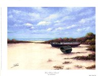 "West Wind Beach by Joe Sambataro - 8"" x 6"""