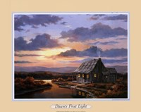 "Dawn's First Light by T.C. Chiu - 20"" x 16"""