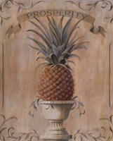 Pineapple Prosperity Fine Art Print