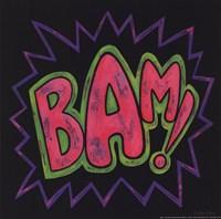 Bam Fine Art Print