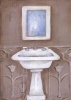 Sink Fine Art Print