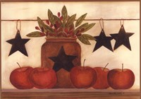 Star Apples Fine Art Print