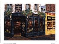 London Pub Fine Art Print