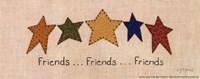 Friends Forever Fine Art Print