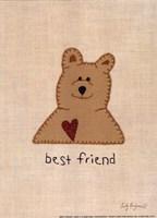 Best Friend Framed Print