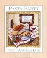 Pasta Party Fine Art Print
