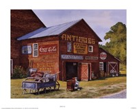 """Odds and Ends by Michael Davidoff - 20"""" x 16"""""""