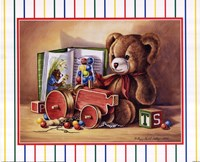 Child Toys II Fine Art Print