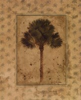 "Elegant Palm by T.C. Chiu - 16"" x 20"", FulcrumGallery.com brand"