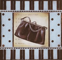 "Shopping II - special by Kimberly Poloson - 6"" x 6"", FulcrumGallery.com brand"