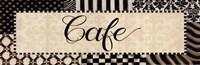 "18"" x 6"" Cafe Art"
