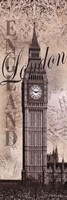 "Big Ben by Todd Williams - 8"" x 20"""