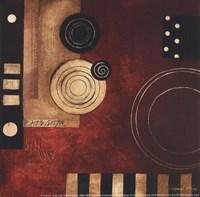 """Radius II - petite by Kimberly Poloson - 6"""" x 6"""""""