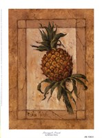 """Pineapple Punch by Barbara Mock - 6"""" x 8"""""""