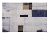 "SENSE OF PLACE by Barbara Bouman Jay - 40"" x 28"""