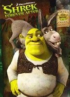 Shrek Forever After - style B Fine Art Print