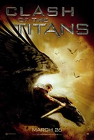 "Clash of the Titans - style C, 2010, 2010 - 11"" x 17"""