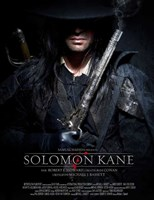 "Solomon Kane - style C (French) - 11"" x 17"""