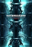 """Daybreakers - style B - 11"""" x 17"""""""