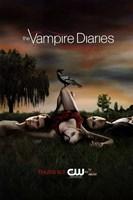 The Vampire Diaries - style C Fine Art Print
