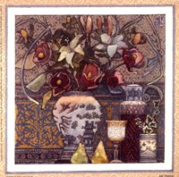 """Anne Bagby - New Years Eve by Dona Gelsinger - 7"""" x 7"""" - $9.99"""