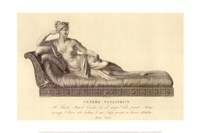 Reclining Lady (recto), The Vatican Collection Fine Art Print