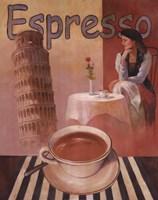 Espresso - Pisa Fine Art Print