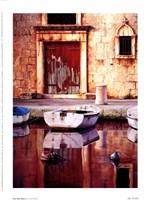 "Red Door by Frane Mlinar - 6"" x 8"""