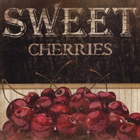 Sweet Cherries Fine Art Print