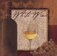 "White Wine by Jennifer Pugh - 12"" x 12"""