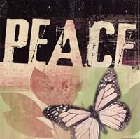 Peace Butterfly