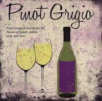 "12"" x 12"" Pinot Grigio"