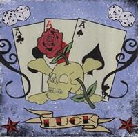 Luck Fine Art Print