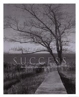 Success Fine Art Print