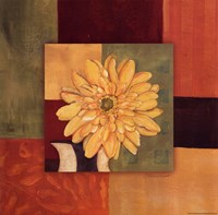 """Yellow Daisy by Stephanie Marrott - 12"""" x 12"""""""