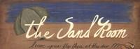 The Sand Room Fine Art Print