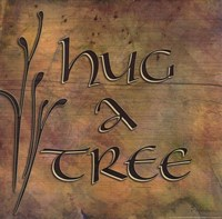 Hug a Tree Fine Art Print