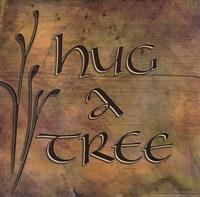 Hug a Tree Fine Art Print